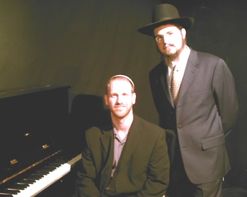 Sha-Rone with Benny Friedman